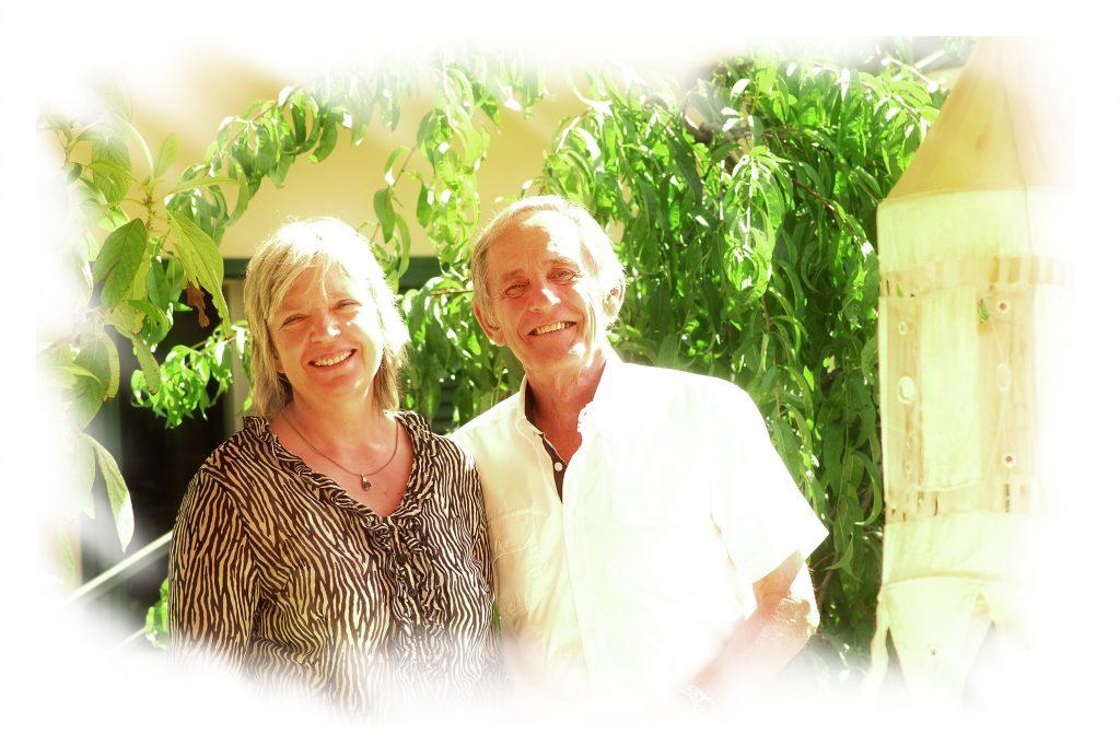 Heidi Hornlein and Mark Davenport