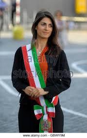 Virginia Renzi, mayor of Rome