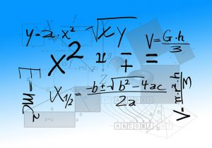 Mathematical equations