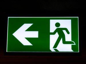 Symbol for EXIT