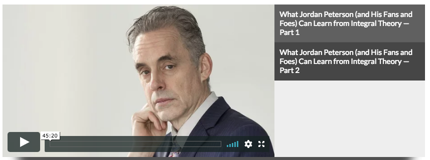Peterson-on-integral-life